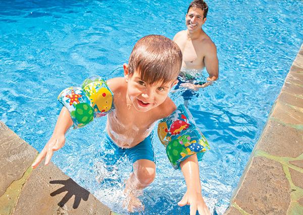 Bơi lội giúp tăng chiều cao rất tốt