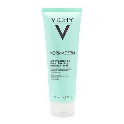 sua-rua-mat-vichy-normaderm-anti-imperfection-deep-cleansing-foaming-cream