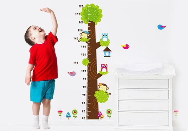 Tăng chiều cao cho trẻ nhỏ