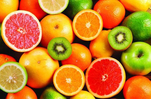 Trái cây bổ sung dinh dưỡng