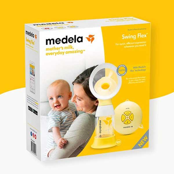 Máy hút sữa Medela Swing Flex
