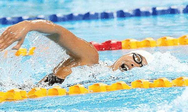 Bơi lội thường xuyên giúp thúc đẩy chiều cao tăng nhanh