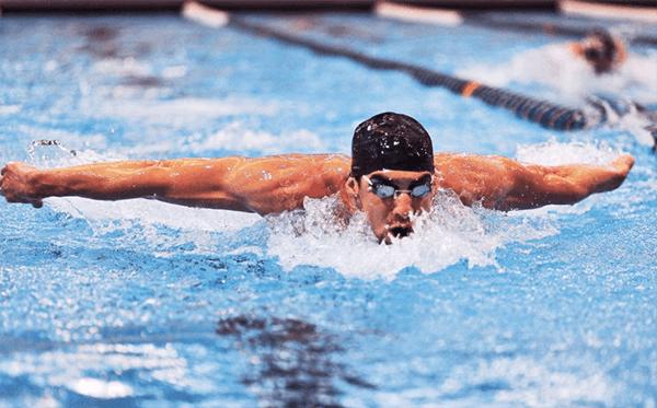 Bơi ích giúp kích thích chiều cao phát triển nhanh chóng