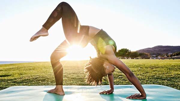 Bài tập yoga tăng chiều cao