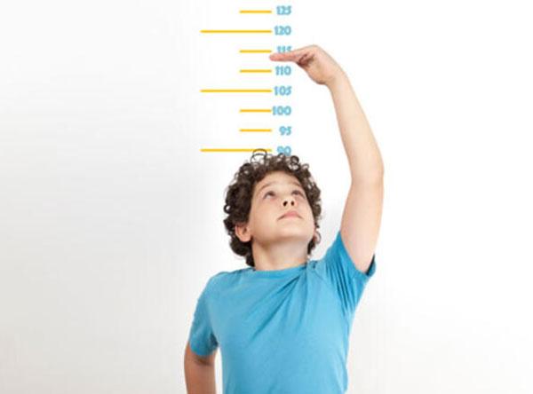 Các yếu tố ảnh hưởng đên tăng chiều cao